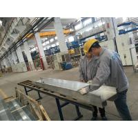 Buy cheap QC Checking Industrial Aluminum Extrusion Profiles with PVDF coating Surface from wholesalers