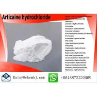 Buy cheap Oral Pharma Grade Raw Powder Articaine hydrochloride CAS No 23964-57-0 product