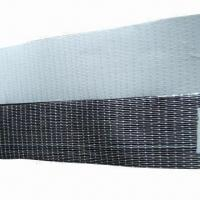 Buy cheap Rubber Magnet with Film and Fiber Cross, Available in Various Lengths, Widths and Thicknesses product