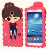 Buy cheap Anti Scratch Mobile Phone Silicone Cases For Samsung Galaxy S4 from wholesalers