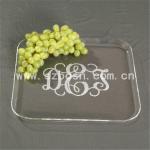 Buy cheap Acrylic Tray from wholesalers