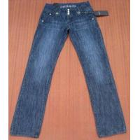 Buy cheap WHOLESALE 2100PCS Women color washing CLASH JEANS USA STOCK LOT from wholesalers