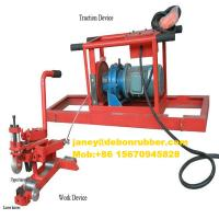 Buy cheap Conveyor Belt Splicing Tool, Electrically Steel Cord Belt Stripper Machine from wholesalers