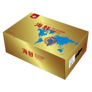 China Fodable Packing Paper Box Gloss / Matt Lamination Finishing Premium Design on sale
