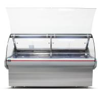 Buy cheap Lifting-up Doors Deli Display Fridge , Deli Refrigerated Case For Butchery from wholesalers