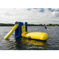 Buy cheap High Safety Inflatable Lake Toys , Fun Pool Toys With Inflatable Water Blob product