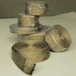 Buy cheap Titanium Exhaust Wrap 649 Deg C from wholesalers
