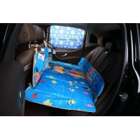Buy cheap Mobile Car Travel Bed Mattress , Cartoon Pattern Portable Travel Mattress from wholesalers