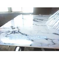 Buy cheap PVC Marble Stone Surface Design Wall Panel/ Indoor Bathroom Kitchen Decorative Panel Production Line from wholesalers
