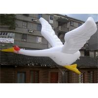 Buy cheap Customized Advertising Inflatables Shaped Helium Balloon , PVC Giant  Bird Animal Balloon from wholesalers