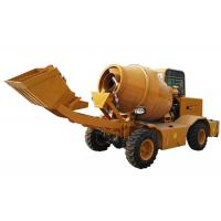 Buy cheap Heavy Duty Self Loading Cement Mixer Volumetric Industrial Concrete Mixer from wholesalers