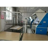 Buy cheap Industrial Fabric Winding Machine / Fabric Inspection Machine PLC Control product