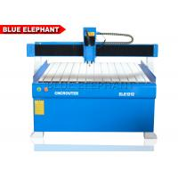 Buy cheap ELE 1212 homemade cnc router machine , wood furniture making machine for aluminum from wholesalers