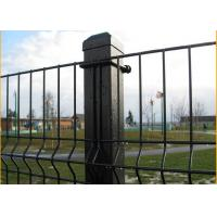 Buy cheap Welded Bending Fence 3d Curved Welded Wire Mesh Panel Fence from wholesalers