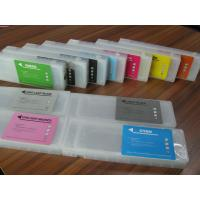 Buy cheap MK BK K Epson Refillable Ink Cartridges Compatible With Plastic from wholesalers