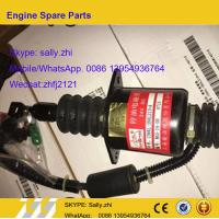 Buy cheap brand new Oil cut-off solenoid valve,  59AL213 , Shangchai engine parts for shangchai engine C6121 from wholesalers