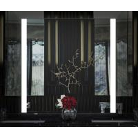 Buy cheap LED Illuminated Bathroom Mirror For Bath Wall Touch Sensor Stepless from wholesalers
