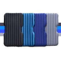 Buy cheap Christmas Gift Inflatable Single Airbed Mattress Multifunctional Flocked Backseat Air Bed for Car truck from wholesalers