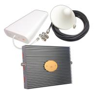 Buy cheap GSM Tri band signal booster/GSM900+1800+3G Tri band signal repeater/cellphone signal booster/ Tri band signal amplifier from wholesalers