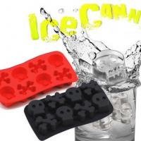 Buy cheap Skull Silicone Kitchenware Jelly Mold Chocolate Cookies Cupcake Maker DIY from wholesalers