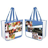 Buy cheap OEM Recycled Non Woven Laminated Bags , PP Non-Woven Shopping Bag from wholesalers