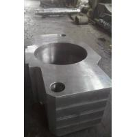 Buy cheap 1950mm Length Alloy Steel Forgings , Pressure Vessel Container Part Forging from wholesalers