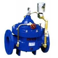 Buy cheap Electronic Control Oil Pressure Reducing Valve / Water Power Operated Valves from wholesalers