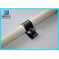 Buy cheap Clamp connector Black Metal Pipe Joints Between PE Pipe and Composite Plate from wholesalers