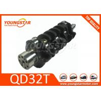 Buy cheap Casting Iron Engine Crankshaft For Nissan Qd32t Diesel Motor Iso 9001 Certified product