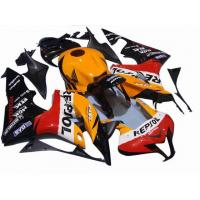 Buy cheap OEM Comparable Fairing for 2007 2008 Honda CBR600RR from wholesalers