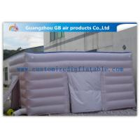 Buy cheap Commercial Square Concert Tent Inflatable Air Tent for Outdoor Trade Show Displays from wholesalers