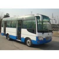 Buy cheap Double Doors 6.6m 23 Seater Minibus For Local Transportation HM6660CFD4J from wholesalers