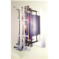 Adjustable Speed Fabric Batching Machine Equipped With A Stopwatch