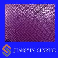 Buy cheap Home Textile Synthetic Leather Fabric , Waterproof 600d Mylar Oxford Cotton Fabric from wholesalers