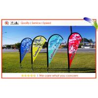 Buy cheap Outdoor Durable Advertising Promotion Flying Banners For Trade Shows And Exhibition from wholesalers
