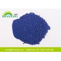 Good Fluidity Bakelite Moulding Powder Blue Granule Good Flow  For Injection Handles