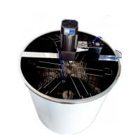 Buy cheap 6 Frames Electric  Stainless Steel Honey Extractor With Speed Control  For Beekeepers from wholesalers