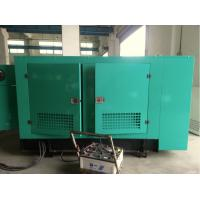 Buy cheap Silent High Efficient Natural Gas Powered Generators 24KW / 30KVA IP21 from wholesalers