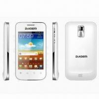 Buy cheap 3.5-inch Android 3G Smartphone with MTK6573 Platform, 512MB ROM + 512MB RAM from wholesalers