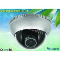 Buy cheap 4 - 9mm Manual Zoom Lens Wide Angle Vandal Proof Dome Camera With Back Light Compensation from wholesalers