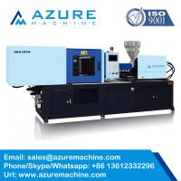 Buy cheap Mixed Double Color Injection Molding Machine 138T , 18KW , Low Noise , Plastic Injection Molding Machine from wholesalers