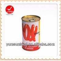 Buy cheap Sausage series canned---Chicken sausage in Round Tin (454g) from wholesalers