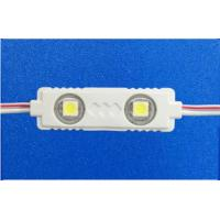 Buy cheap 5050 5730 LED Backlight Module For Signage / 12v LED Light Modules With PVC Material from wholesalers