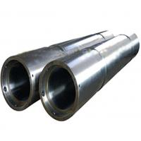 Buy cheap Galvanized Steel Centrifugal Ductile Iron Pipe For Drainage And Sewage ISO 9001:2008   240 - 270 HB from wholesalers