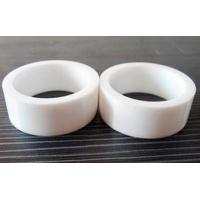 Buy cheap 95% Alumina Ceramic Ring for thermostats made in china for export on buck sale from wholesalers
