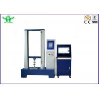 Buy cheap 0.75KW Computer Electronic TTM Tensile Testing Machine For Calibration 0.001 ~ 500mm/min from wholesalers