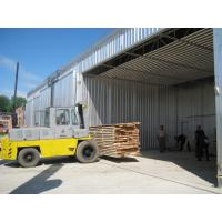 Buy cheap Waterproof Wood Drying Kiln Kits , Drying Hardwood Lumber Lifting Sliding Door from wholesalers