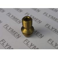 Buy cheap Non - Standard Brass Cnc Turned Parts Brass Precision Elevator Equipment Parts from wholesalers