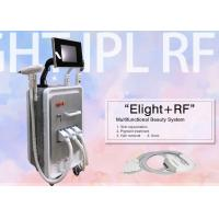 Buy cheap Newest Multifunction Beauty Laser Hair / Tattoo / Pigmentation Removal from wholesalers