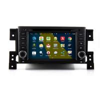 Buy cheap 72DIN HD android car dvd android 4.4.4 HD 1024*600 car DVD GPS for SUZUKI GRAND VITARA with WiFi Mirror link from wholesalers